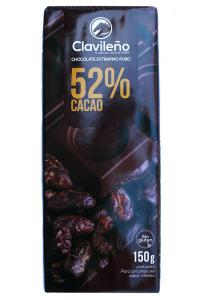 Шоколад Clavileno Еxtra dark Черный горький 85% 100 г (52217)