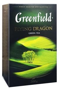 Чай черный с барбарисом Greenfield Barberry Garden 100 г (678)