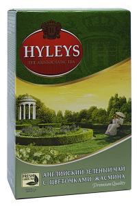 Чай черный с бергамотом Hyleys Earl Grey 100 г