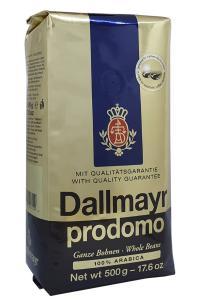 Кофе в зернах Dallmayr Prodomo 500 г (61)