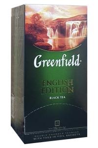 Чай черный мелколистовой Tarlton Могучий слон 150 г  (51924)