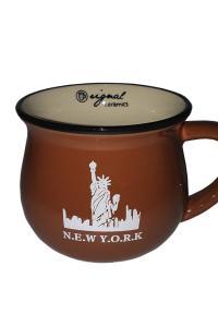 Кружка Great Coffee  Олд стайл Город 350 мл  (52597)