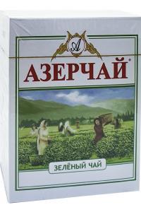 Чай зеленый Азерчай Зеленый чай 100 г  (760)