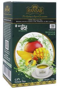Чай травяной с ромашкой, яблоком и корицей в пакетиках Greenfield Rich Camomile 25 шт х 1,5 г  (694)