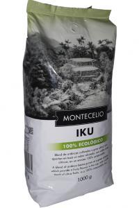 Кофе в зернах Montecelio IKU 1 кг (54093)