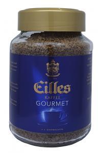 Кофе растворимый Eilles Gourmet Cafe 200 г в стеклянной банке J.J.Darboven (52083)