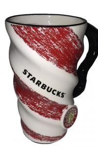 Термокружка с крышкой Great Coffee  Звездный Бакс Грейт сайз 420 мл  (1522)