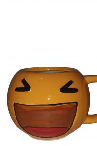 Кружка Great Coffee  Смайл 300 мл  (6630-3)