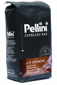 Кофе зерновой Pellini Espresso BAR n.9 Cremoso 1 кг