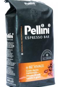Кофе зерновой Pellini Espresso BAR n.82 Vivace 1 кг