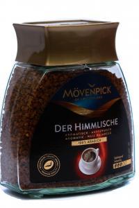 Кофе растворимый J.J.Darboven Movenpick Der Himmlische 100 г в стеклянной банке (51910)