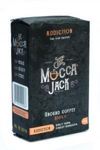 Кофе молотый Mocca Jack Addiction 250 г