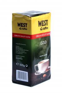 Кофе молотый Euduco West Gold 500 г