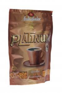 Кофе растворимый Ambassador Platinum 120 г