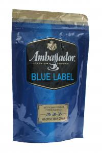 Кофе растворимый Ambassador Blue Label 60 г (52531)