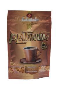 Кофе растворимый Ambassador Platinum 60 г (52855)
