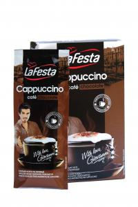 Кофейный напиток La Festa capuccino chocolate в стиках 10 х 12,5 г (574)