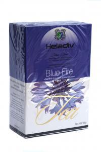 Чай черный с фруктами и лепестками цветов Heladiv Blue Fire 100 г