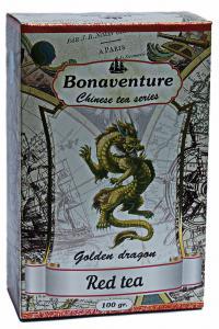 Чай красный крупнолистовой Bonaventure Golden Dragon 100 г (52767)