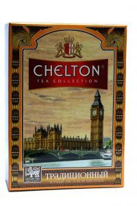 Чай черный Chelton Традиционный 100 г