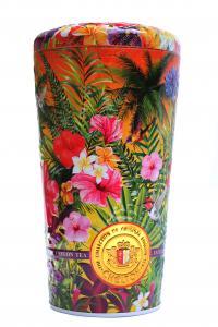 Чай черно-зеленый с кусочками фруктов и лепестками цветов Chelton Золотая лагуна 100 г  (52784)
