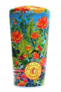 Чай черно-зеленый с кусочками фруктов и лепестками цветов Chelton Летний поцелуй 100 г  (52785)