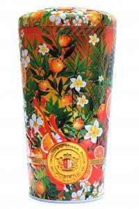 Чай зеленый с кусочками фруктов и лепестками цветов Chelton Солнечный фрукт 100 г  (52786)