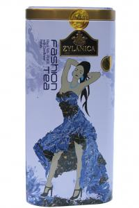 Чай чорний з пелюстками квітів Zylanica Fashion tea Волошка 100 г  (51932)
