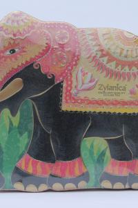 Чай черный FBOP Extra Special Zylanica Розовый слон 200 г в металлической банке