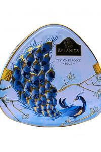 Чай чорний з бергамотом Zylanica Синя пава 100 г (51938)