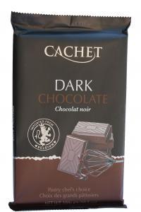 Шоколад Cachet DARK Черный 54% 300 г (52584)