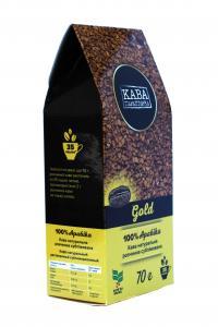 Кофе растворимый Кава Характерна Gold 70 г (52487)