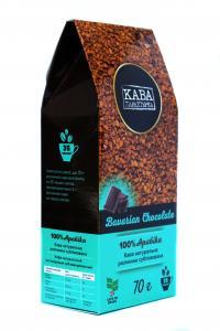Кофе растворимый Кава Характерна Bavarian Chocolate с ароматом баварского шоколада 70 г (52493)