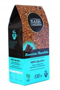 Кофе растворимый Кава Характерна Bavarian Chocolate с ароматом баварского шоколада 130 г (52494)