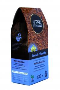 Кофе растворимый Кава Характерна French Vanilla с ароматом французской ванили 130 г (52492)
