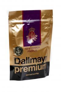 Кофе растворимый Dallmayr Premium 75 г в фольгированном пакете с застежкой zip-lock