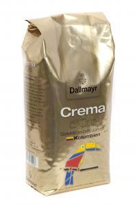 Кофе зерновой Dallmayr Crema d'Oro Selektion des Jahres Kolumbien 1 кг