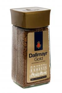 Кофе растворимый Dallmayr Gold 200 г в стеклянной банке